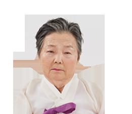 河壽任  ハルモニ